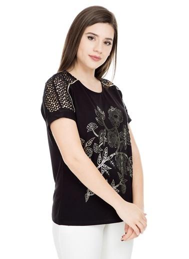 Lela Bluz Siyah